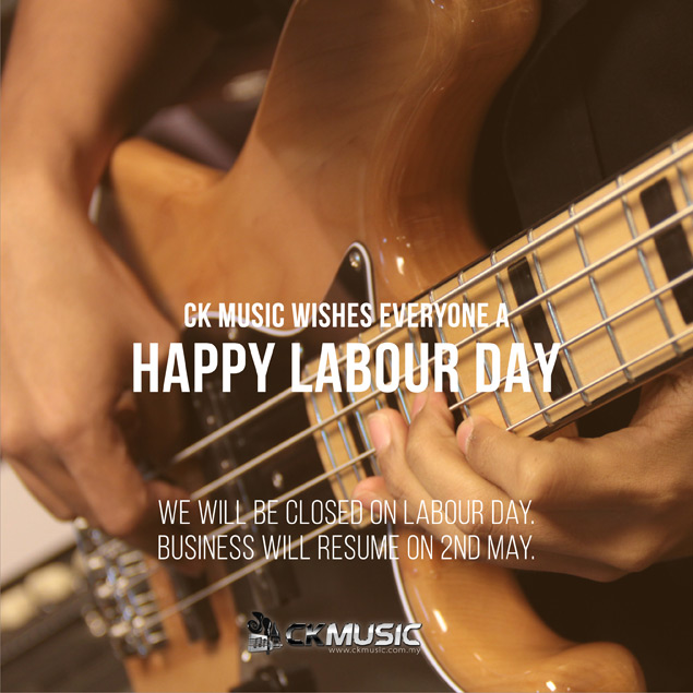 CK Labour Day 2015