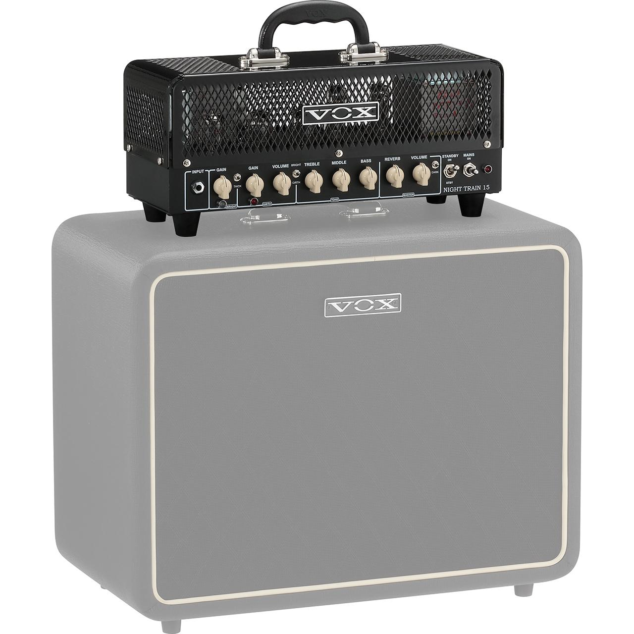 vox night train g2 nt15h g2 guitar amplifiers guitar amp heads instrument amplifiers. Black Bedroom Furniture Sets. Home Design Ideas