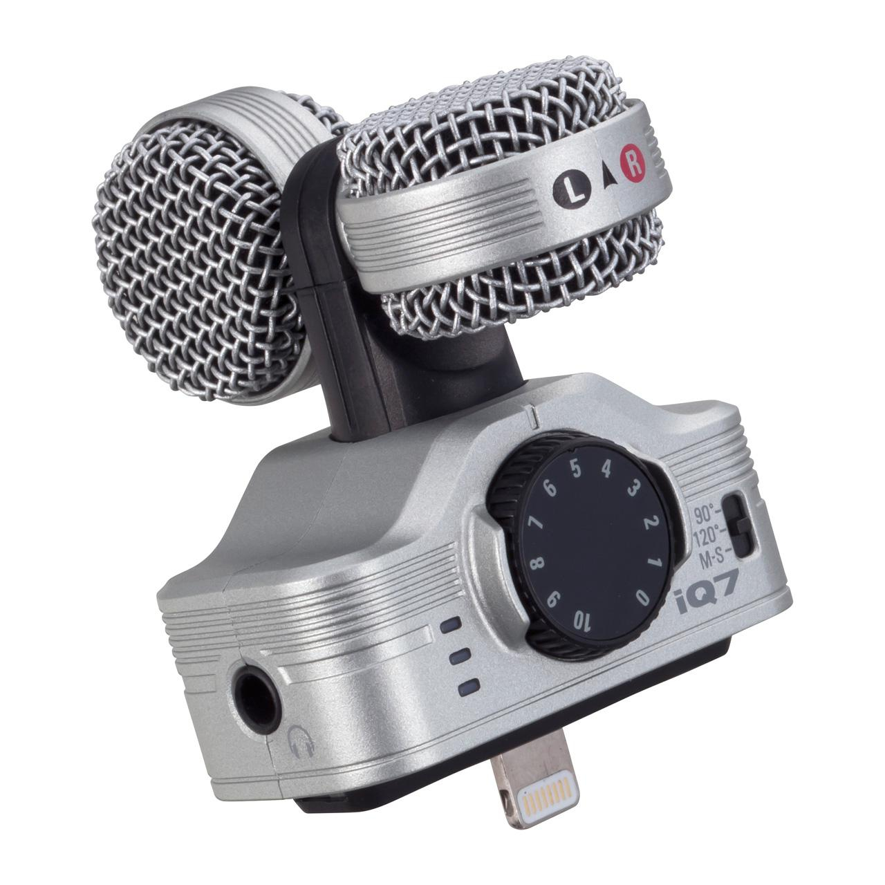 Zoom Iq7 Recorders