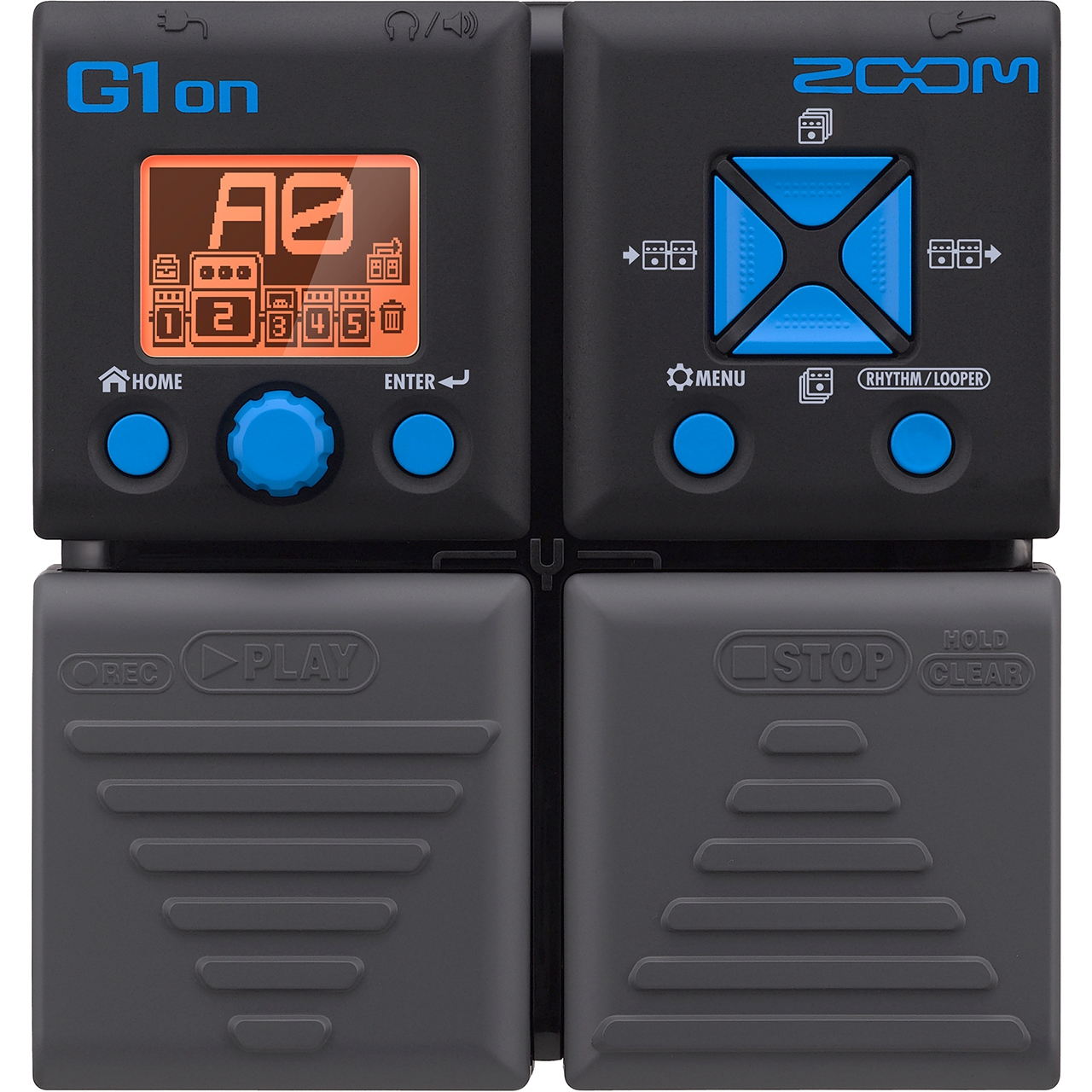 zoom g1on guitar effects effects processor. Black Bedroom Furniture Sets. Home Design Ideas