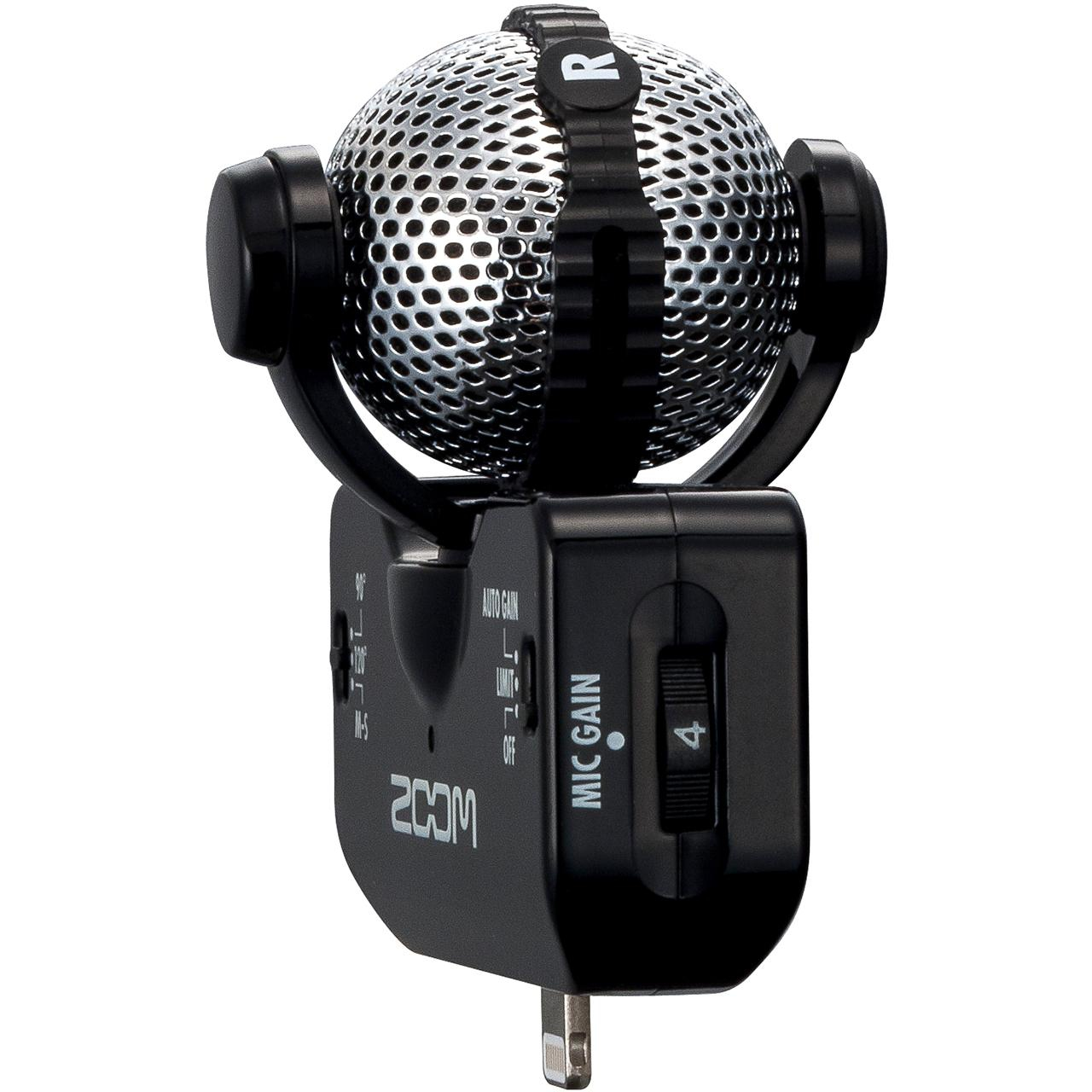 Zoom Iq5 Recorders