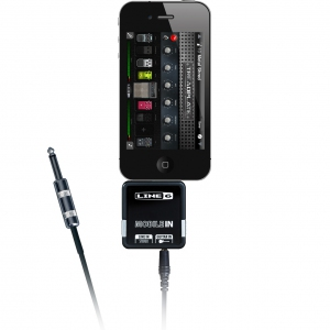 Line 6 Mobile In - guitar/audio interface for iPhone® and iPad®
