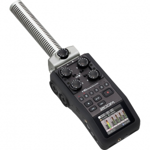 Zoom SGH-6 - Shotgun microphone for Zoom H6 handy recorder