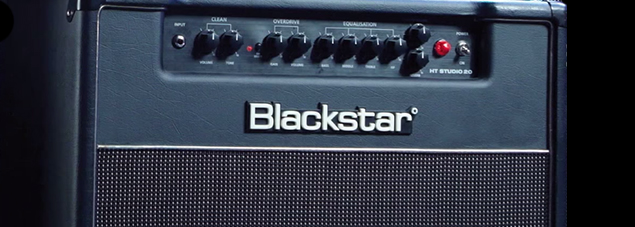 Blackstar HT Club 40 - Promo Front Cropped