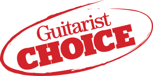 Guitarist Magazine Choice Badge