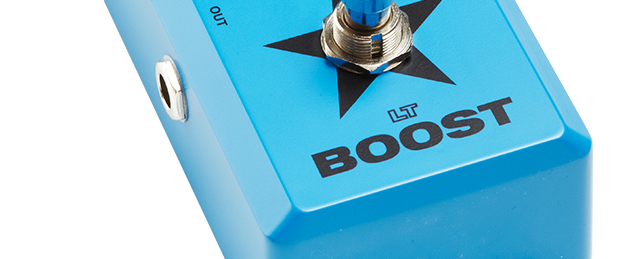 Blackstar LT Boost - Angled