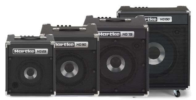 Hartke HD Series