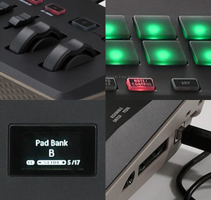 Korg Taktile USB MIDI Controller - Style, Function and Design