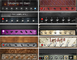 Line 6 Mobile In - Amp models