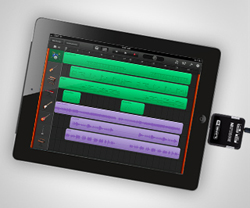 Line 6 Mobile In - Works with GarageBand® and other CoreAudio apps