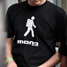 "Mono ""DJ Go Play"" T-shirt"
