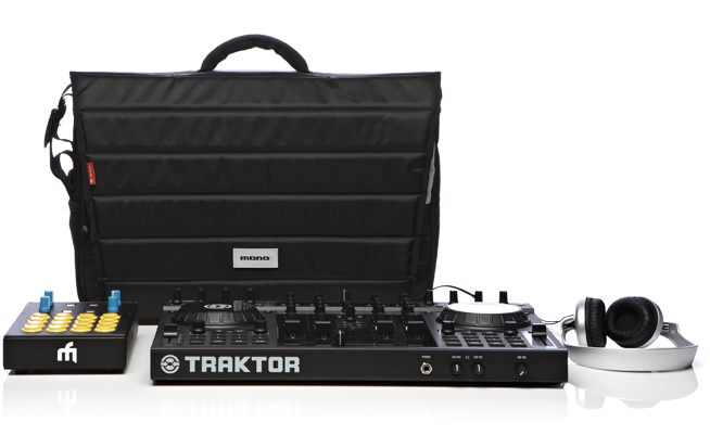 Mono EFX Kontroller - Multi-purpose laptop / DJ bag