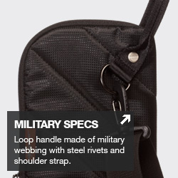 Mono M80 Shinjuku Stick Bag - Extremely Tough Materials