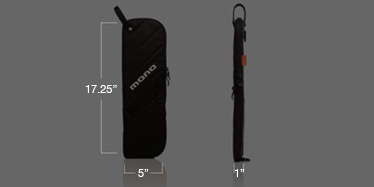Mono M80 Shinjuku Stick Bag - Dimensions