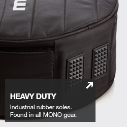 Mono M80 Snare Bag - Industrial Rubber Sole