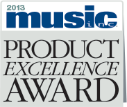 Music Nomad wins Music Inc. Product Excellence Award 2013