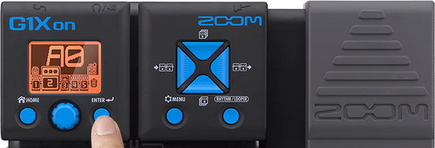 Zoom G1Xon - Effects
