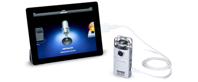 Zoom Q2HD - USB Microphone