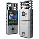 Zoom Q3HD - Full-HD portable video recorder