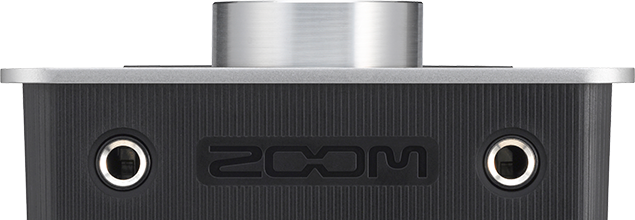Zoom TAC-2 - 2-channel Thunderbolt Audio Converter