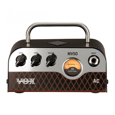 Vox MV50 AC Amp Head with NuTube