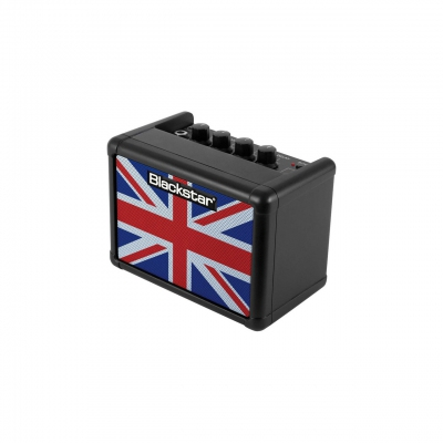Blackstar FLY 3 Union Jack Black Edition -NO B/Tooth (2030)