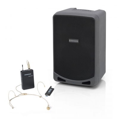 XP106wDE Wireless Portable PA w/ DE5 Headset