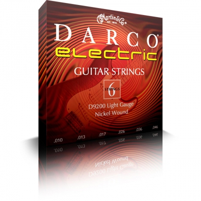Darco D9200 6 Strings Pack for Electric Guitar