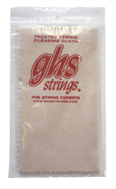 GHS A8 STRING CLEANING CLOTH