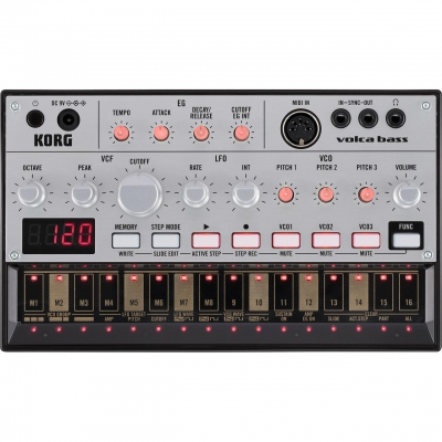 Korg Volca Bass - Analog Bass Machine
