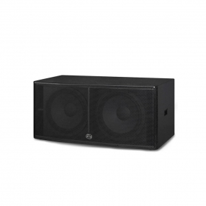 "Wharfedale Pro Impact 218B 2 X 18"" subwoofer speaker system, 1000W, 4ohms"