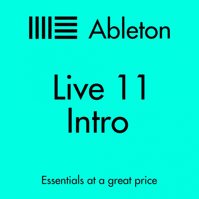 Ableton Live 11 Intro (Full Download) - Music Production Software (DAW)