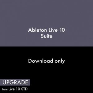 Ableton Live 10 Suite, UPG from Live 10 Standard (Full Download)