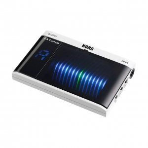 Korg GA Custom Compact Chromatic Strobe Tuner with ultra-high tuning accuracy of  /- 0.1 cents