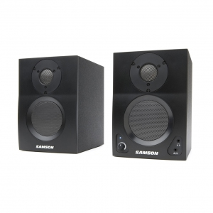 Samson MediaOne BT3 Active Studio Monitors with Bluetooth® (Pair)