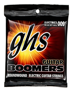 GHS EL GTR,BOOMER,CUSTOM LIGHT
