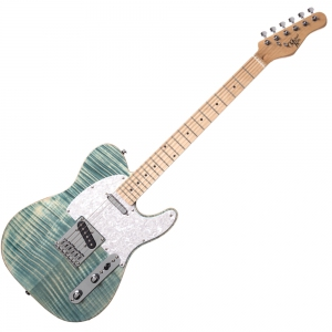 Michael Kelly 1953 in Blue Jean Wash Electric Guitars