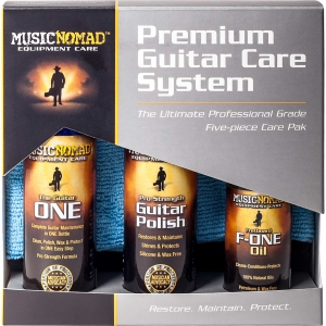 Music Nomad Premium Guitar Care System MN108