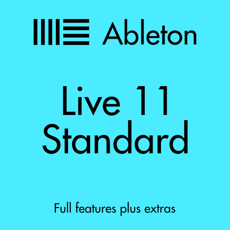 Ableton Live 11 Standard (Full Download) - Music Production Software (DAW)