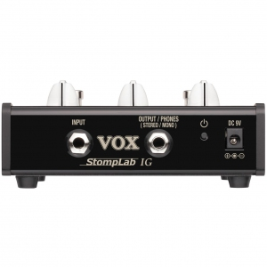 Vox StompLab 1G - Guitar multi-effects processor