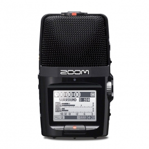 Zoom H2n - Handy Audio Recorder