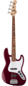 G&L USA Fullerton Standard JB - Ruby Red Metallic