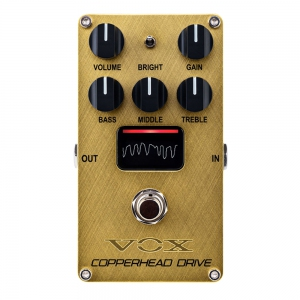 Vox Valvenergy Copperhead Drive Guitar Effects