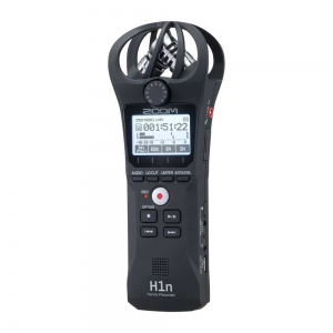 Zoom H1n - Handy Audio Recorder