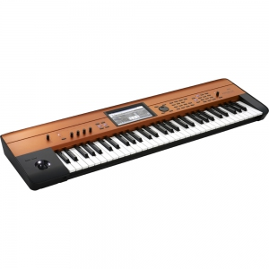 Korg Krome EX Special Limited Edition Copper Keys Music Workstation Keyboard