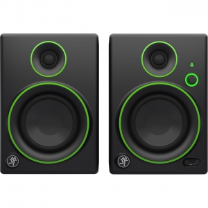 Mackie CR4BT (Pair) 4″ 50W Creative Reference Multimedia Monitors With Bluetooth