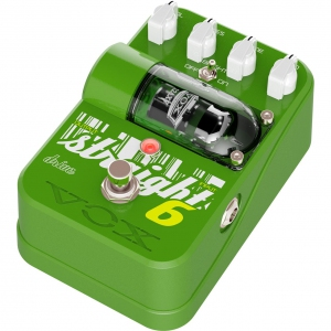Vox Tone Garage Straight 6 Drive - Tube Stomp Effect Pedal