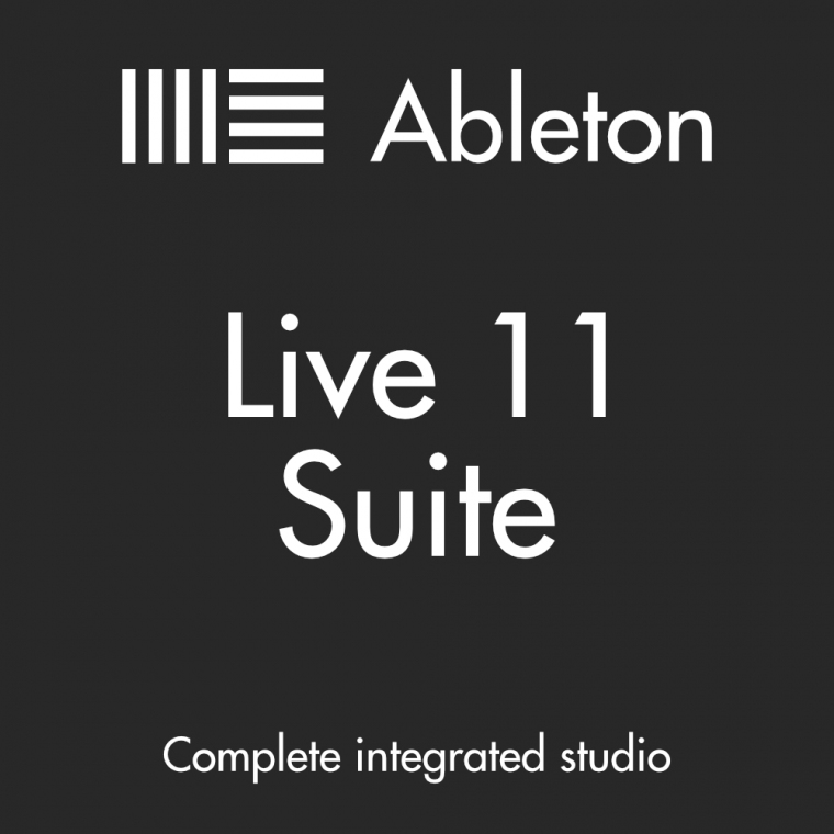 Ableton Live 11 Suite (Full Download) - Music Production Software (DAW)
