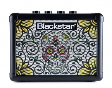 Blackstar Fly 3 Bluetooth Sugar Skull