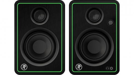 Mackie CR3-XBT (Pair) - 3inch Creative Reference Multimedia Monitors with Bluetooth (CR3XBT / CR3-XBT)